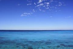 Mar do Cararibe Imagem de Stock Royalty Free