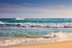 Mar do Cararibe Fotografia de Stock Royalty Free