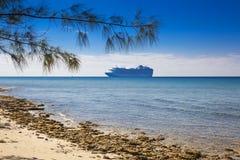 Mar do Cararibe Imagem de Stock