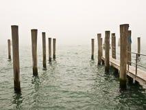 Mar do inverno Imagens de Stock Royalty Free