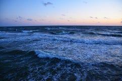 Mar do Norte Imagem de Stock