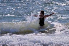 Mar do outono Foto de Stock Royalty Free