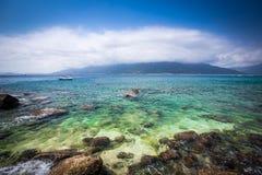 Mar do Sul da China Imagem de Stock Royalty Free