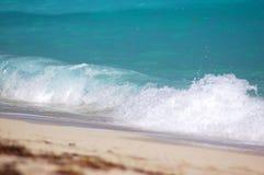 Mar e areia foto de stock