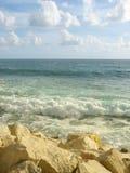 Mar e céu Imagem de Stock