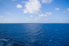 Mar e céu II Fotografia de Stock Royalty Free