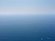 Mar e céu junto Fotos de Stock