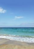 Mar e praia Fotografia de Stock