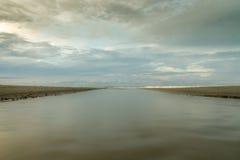 Mar e praia Fotos de Stock
