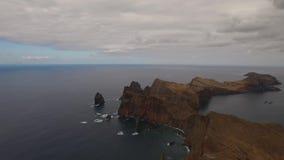 Mar e terra video estoque