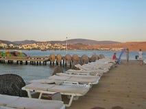 Mar Egeo Immagini Stock