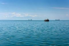 Mar Egeo Fotografie Stock Libere da Diritti