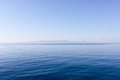 Mar Egeu Imagem de Stock Royalty Free