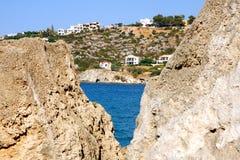 Mar Egeu Imagens de Stock