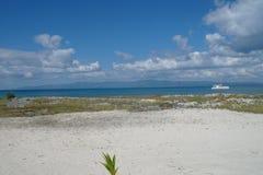 Mar em Cuba Fotos de Stock