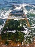 Mar em Odessa Foto de Stock