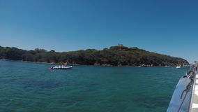 Mar em Porto Azzurro Elba Island filme