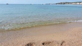 Mar em Sant Antoni Foto de Stock Royalty Free