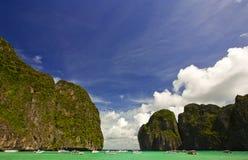 Mar em Tailândia Imagem de Stock Royalty Free