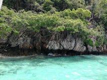 Mar em Tailândia fotografia de stock royalty free