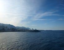 Mar en Kirenia Foto de archivo libre de regalías