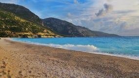 Mar en otoño, Turquía Foto de archivo