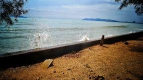 Mar en Tailandia Foto de archivo