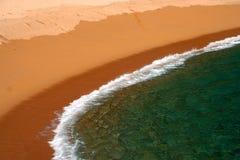 Mar español fotografía de archivo