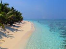 Mar fabuloso en el Océano Índico Imagenes de archivo