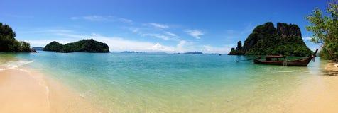 Mar hermoso de Tailandia Foto de archivo