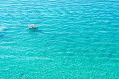 Mar hermoso en el aydin Turquía foto de archivo