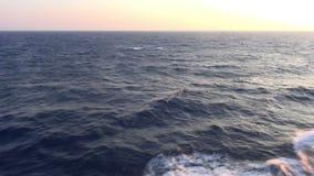 Mar infinito vídeos de arquivo