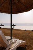 Mar inoperante, Jordão Fotos de Stock Royalty Free