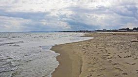 Mar Ionian Imagens de Stock Royalty Free