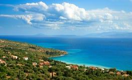 Mar Ionian Fotos de Stock