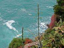 Mar italiano Fotografía de archivo libre de regalías