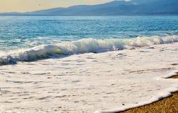 Mar jónico Fotografía de archivo libre de regalías