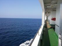 Mar japonés fotografía de archivo