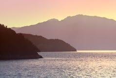 Mar japonês Imagens de Stock Royalty Free