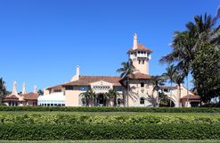 Mar-a-Lago Royalty Free Stock Photo