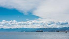Mar Ligure Immagine Stock Libera da Diritti