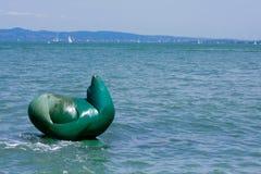 Mar Lion Statue em Sausalito, Califórnia Imagem de Stock Royalty Free