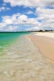 Mar liso Punta Sur México fotos de stock