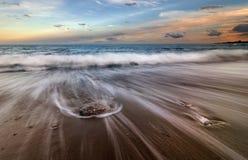 Mar mágico Foto de archivo