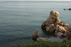 mar mediteranian imagen de archivo
