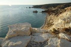 mar mediteranian imagen de archivo libre de regalías