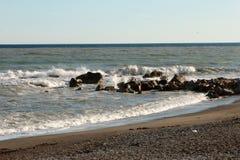 Mar Mediterráneo imagen de archivo libre de regalías