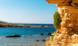 Mar Mediterráneo Fotos de archivo
