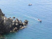 Mar Mediterráneo fotografía de archivo libre de regalías