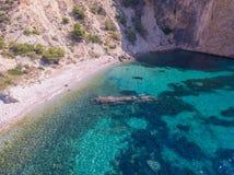 Mar Mediterráneo Fotografía de archivo